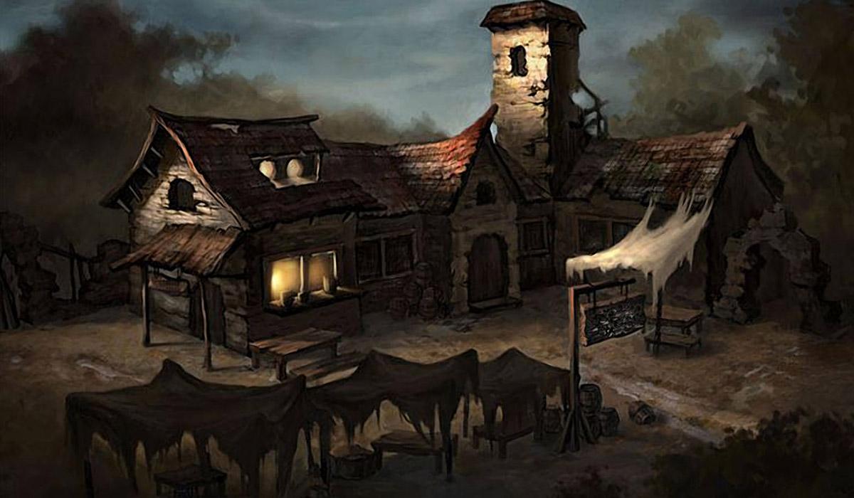 Tavern - Larigmoore Lucky Swordfish