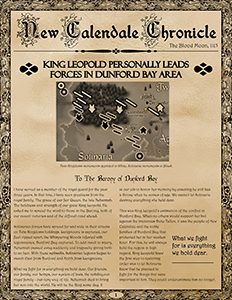 In-Game Newsletter - July 2015 Event
