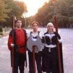 2004-04 April 025 - Adventuring Trio