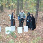 2004-04 April 029 - Graveyard Meeting 1