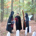 2004-04 April 030 - Graveyard Meeting 2