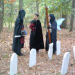 2004-04 April 031 - Graveyard Meeting 3