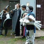 2004-04 April 037 - Facing Off The Orcs